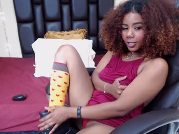 At Chaturbate I'm Named Tattiss And I'm 23 Years Old, Antioquia, Colombia Is Where I Come From