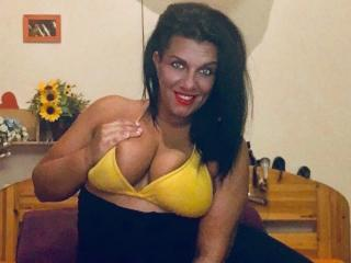 People Call Me MILFever And English Or German Are My Native Languages, I Have Black Hair And I'm 45! A Sex Cam Cute Honey Is What I Am